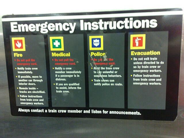 Evacuation Order Advice
