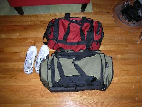 "Pet Disaster Tip #27 – ""Go Bag"" Practice"